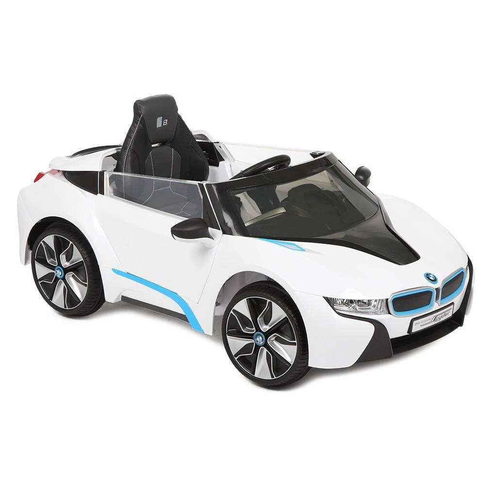 BMW i8: Узнать больше